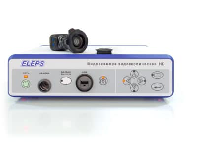 Эндовидеохирургическая камера HD с функцией записи и с вариофокальным объективом